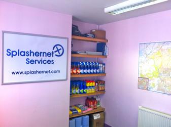 Splashernet Office