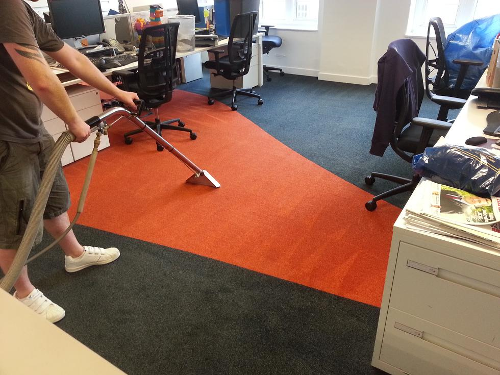 How To Deal With Carpet Stains In Your Bristol Office