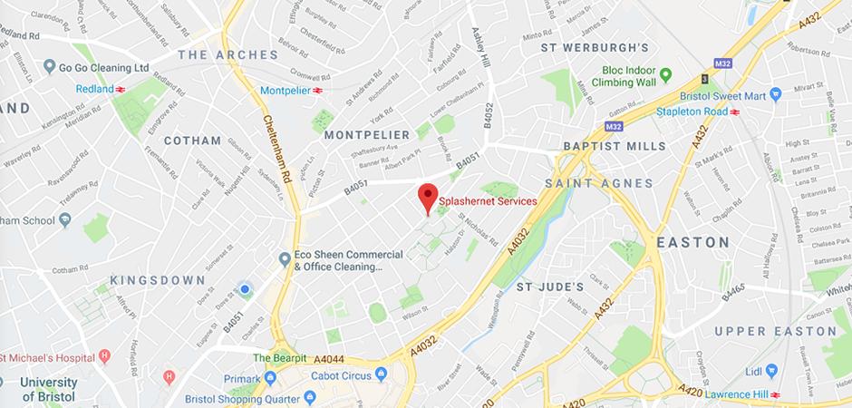 splashernet services map location